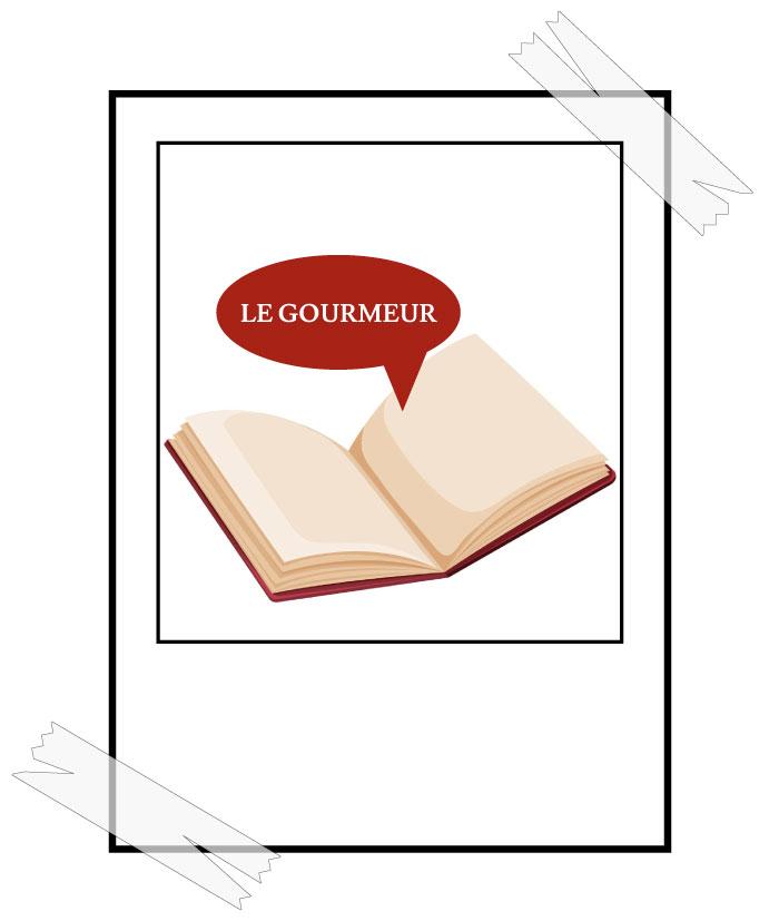 Le Gourmeur dictionnaire