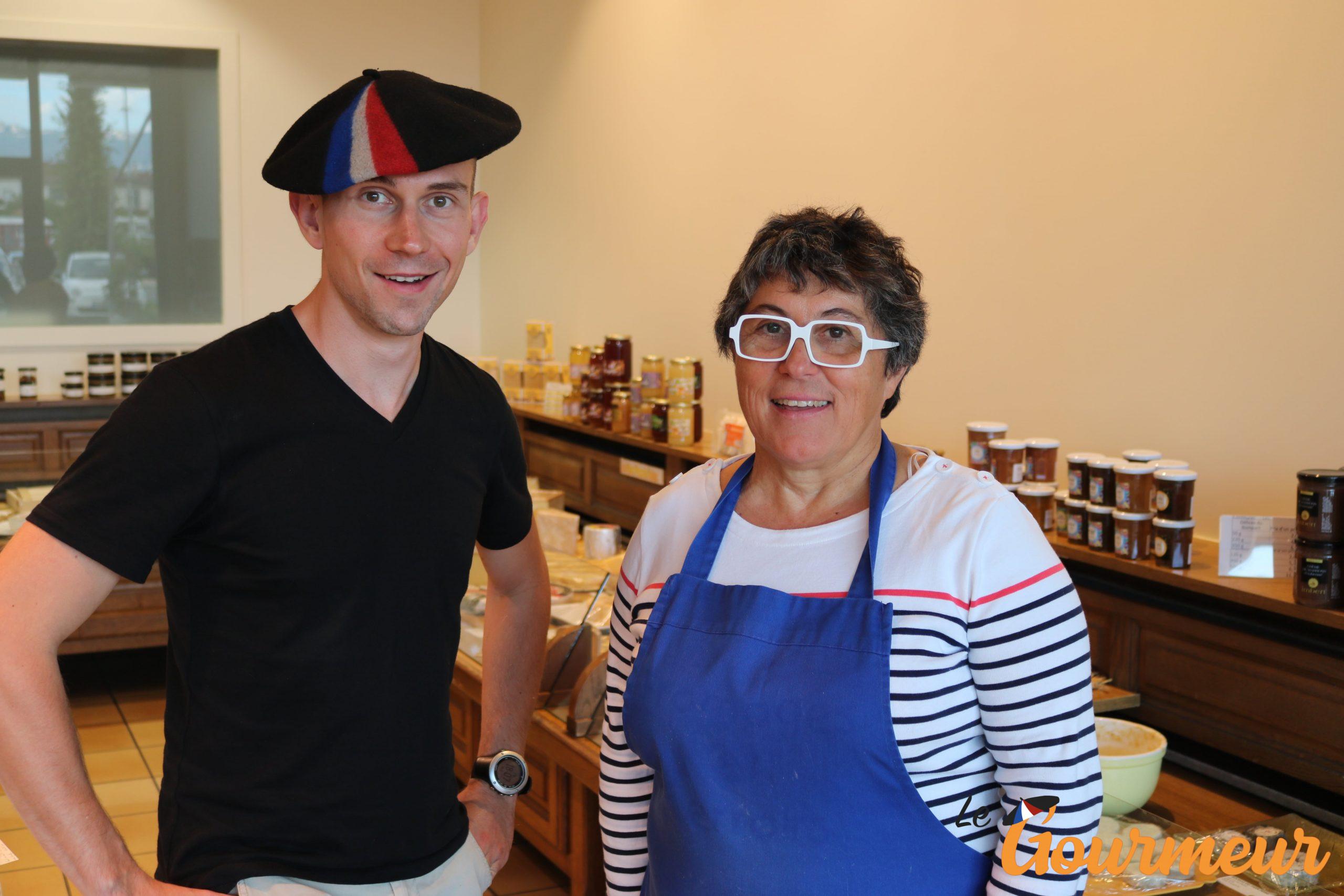 fromages et terroir romans-sur-isère