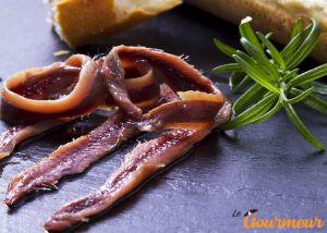 anchois marinés de sète occitanie