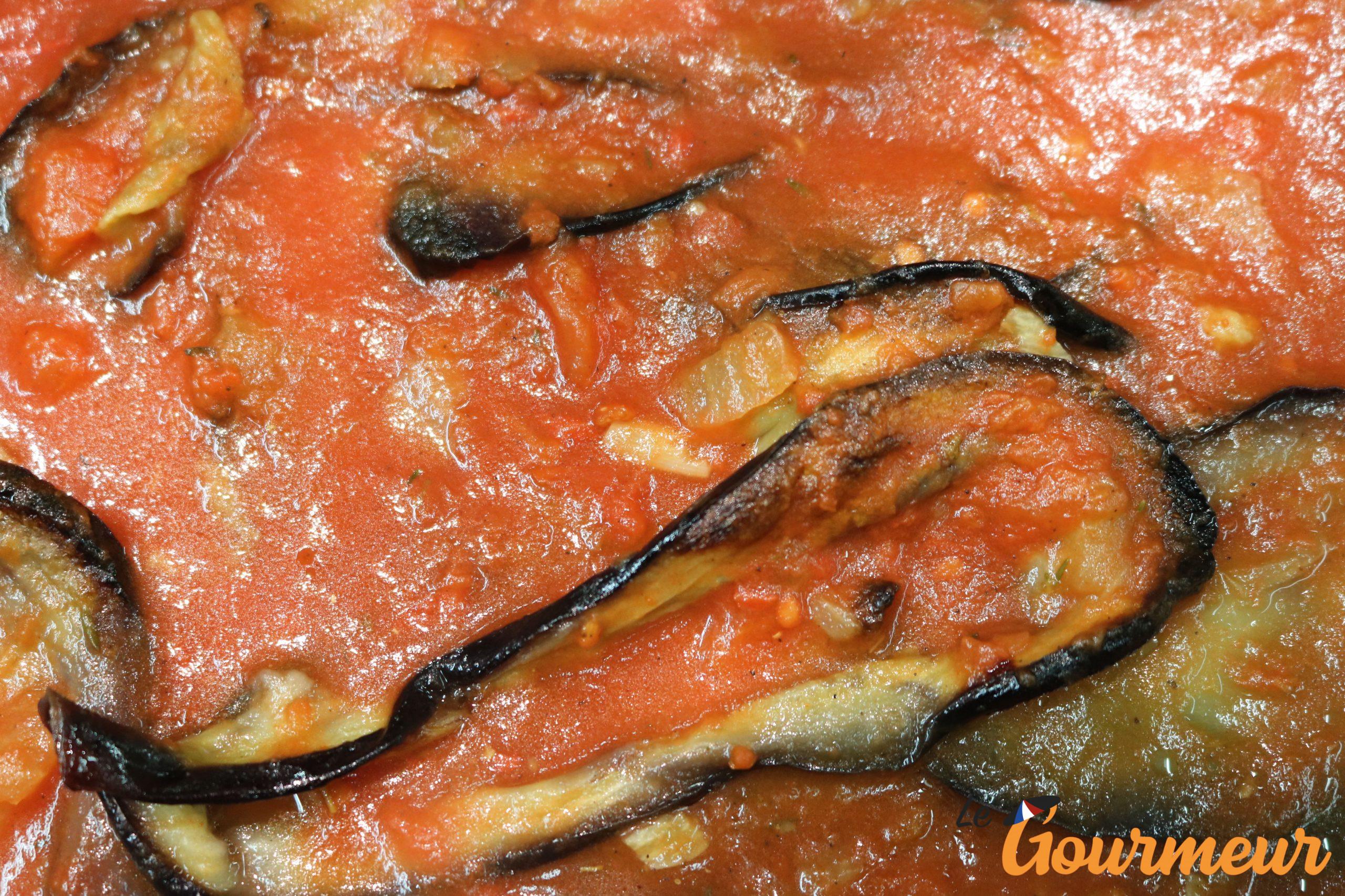 aubergine à la provençale recette et plat de provence