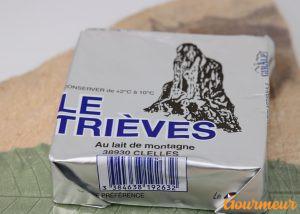 carré de trièves fromage