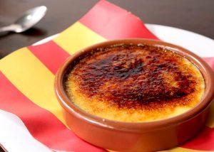 crème catalane recette et dessert du pays catalan perpignan
