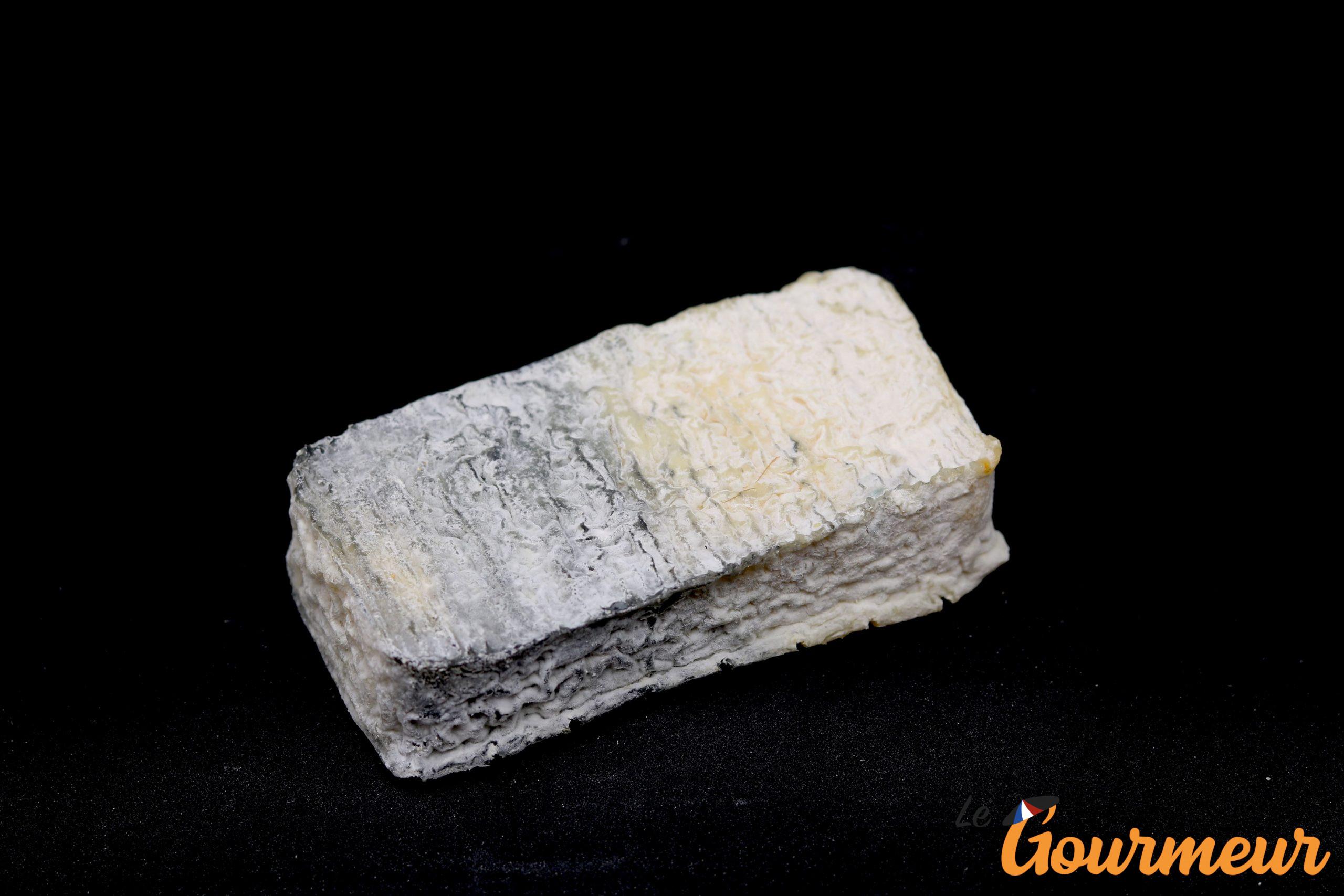 domino au lait de chèvre fromage