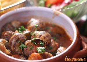 escargots à la catalane recette et plat du pays catalan perpignan
