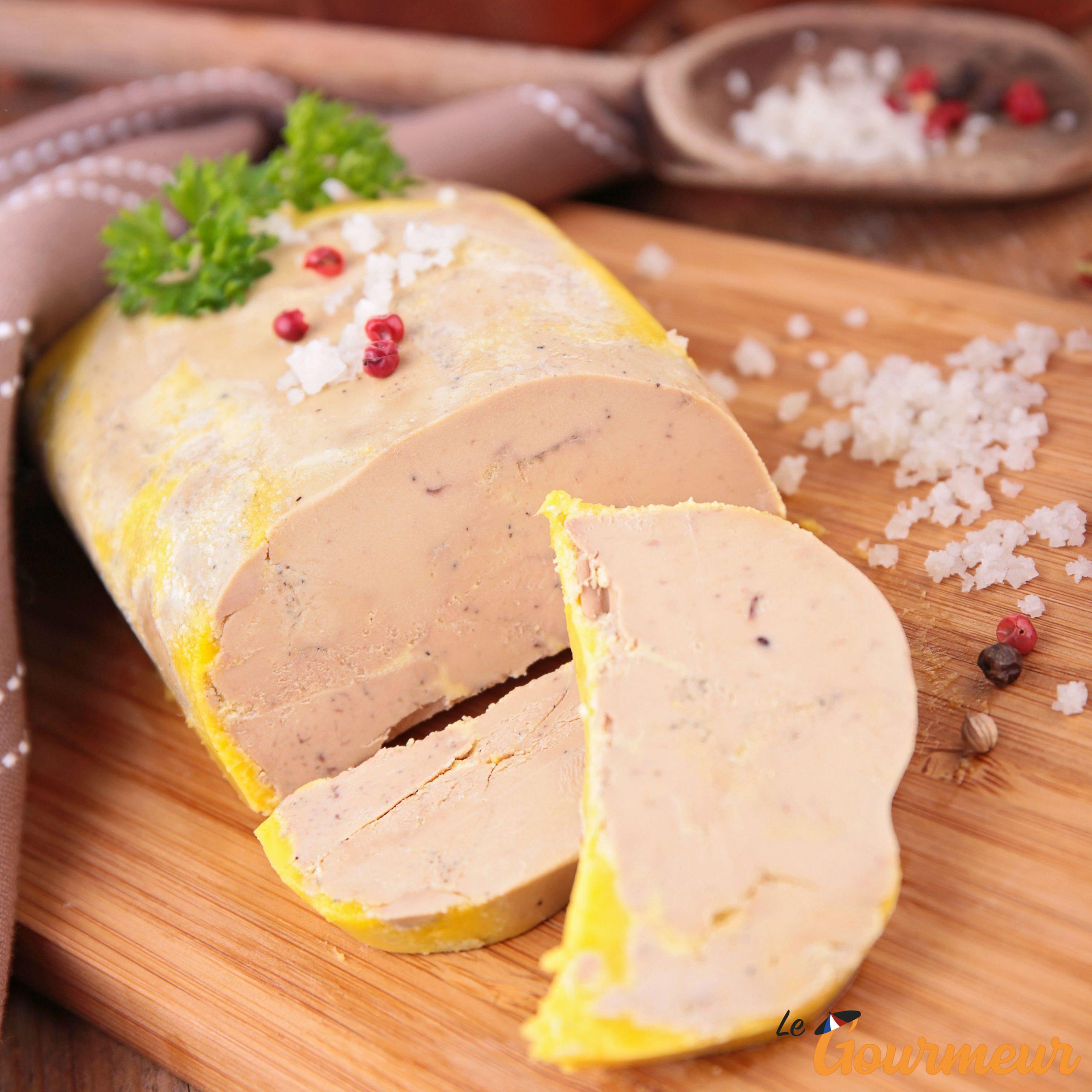 foie gras de canard du sud ouest