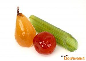 fruits confits de provence confiserie de Provence et de la côte d'azur