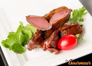 gésier de canard recette et plat du Périgord
