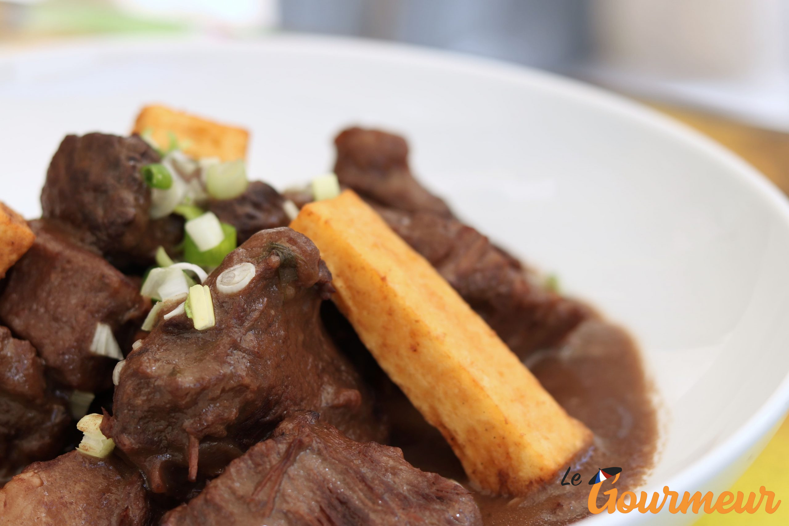 gardianne taureau recette et plat de camargue et de provence
