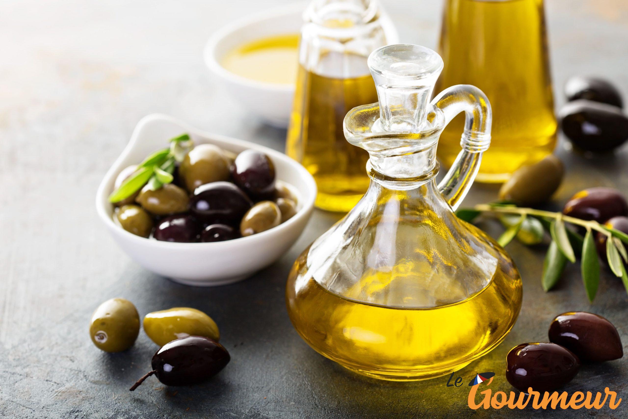 huile d'olive de Nice AOP côte d'Azur