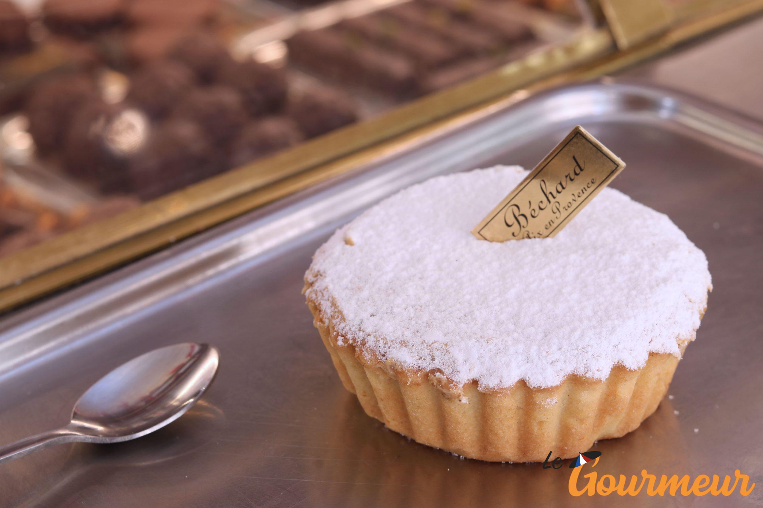 l'alexandre pâtisserie et spécialité d'ail-en-Provence maison Béchard
