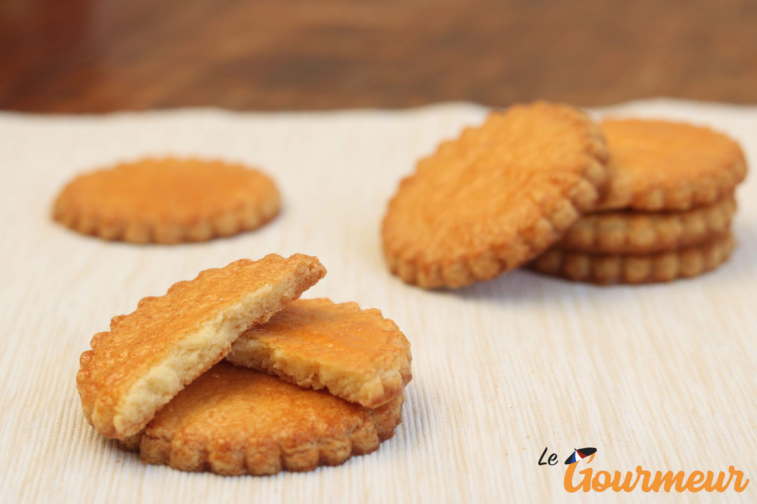 le broyé du poitou biscuit du poitou