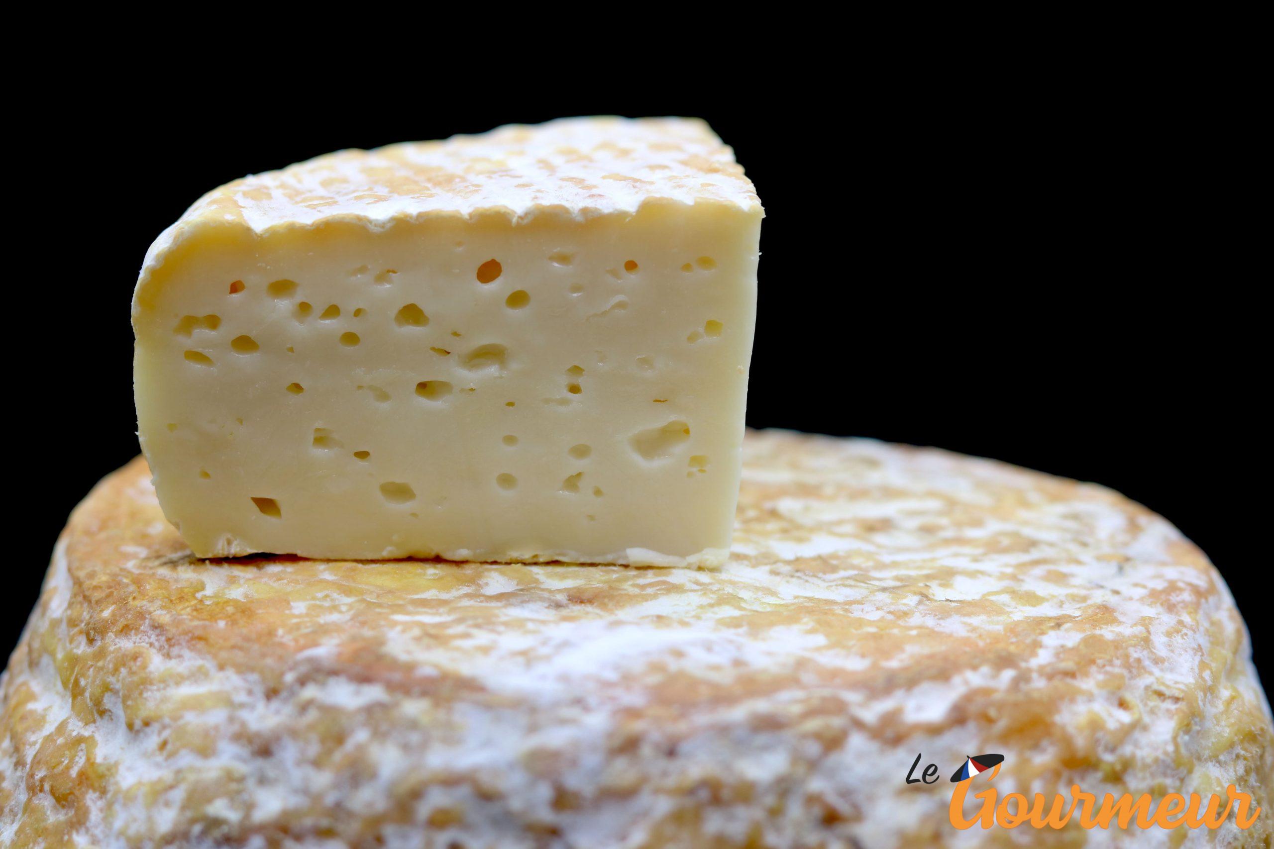 le chevrolait fromage de chèvre de bretagne