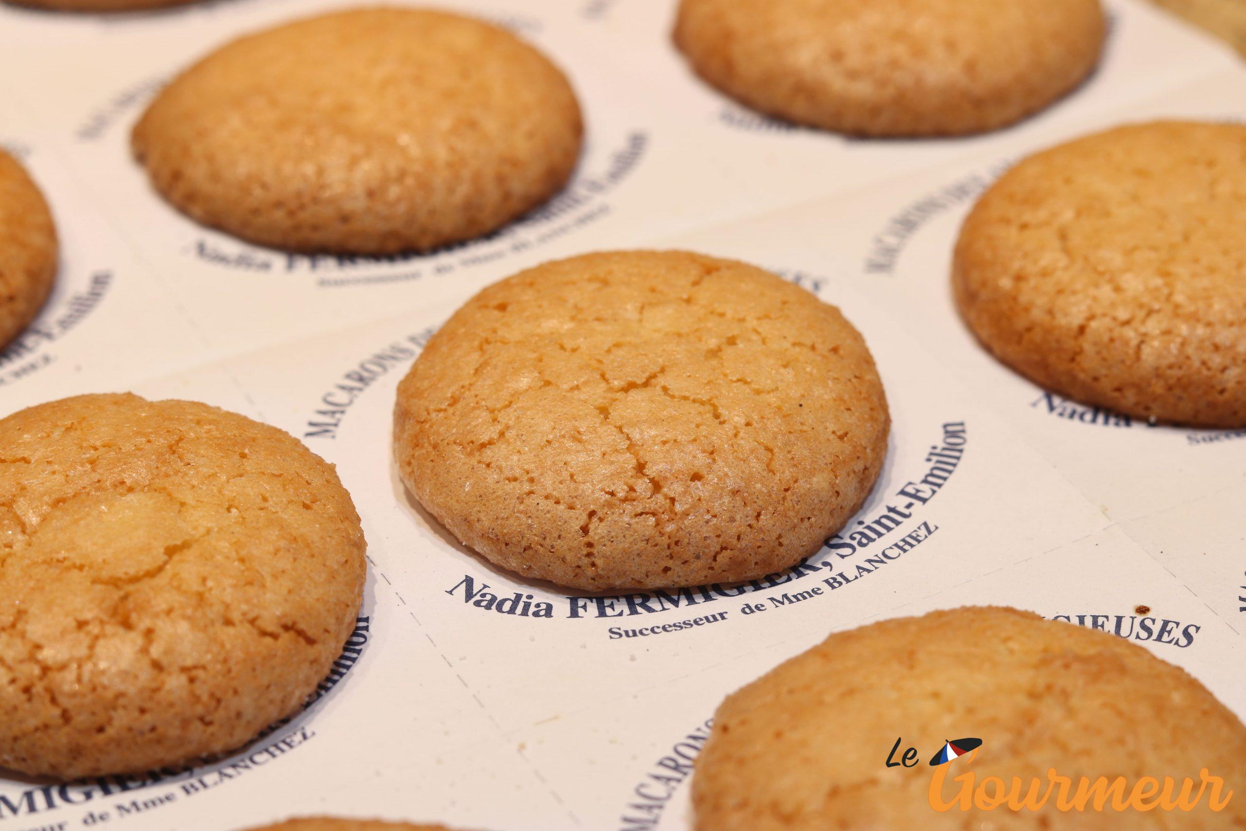 macaron de saint-Emilion