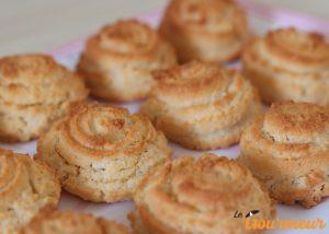 macaron de montmorillon biscuit du poitou