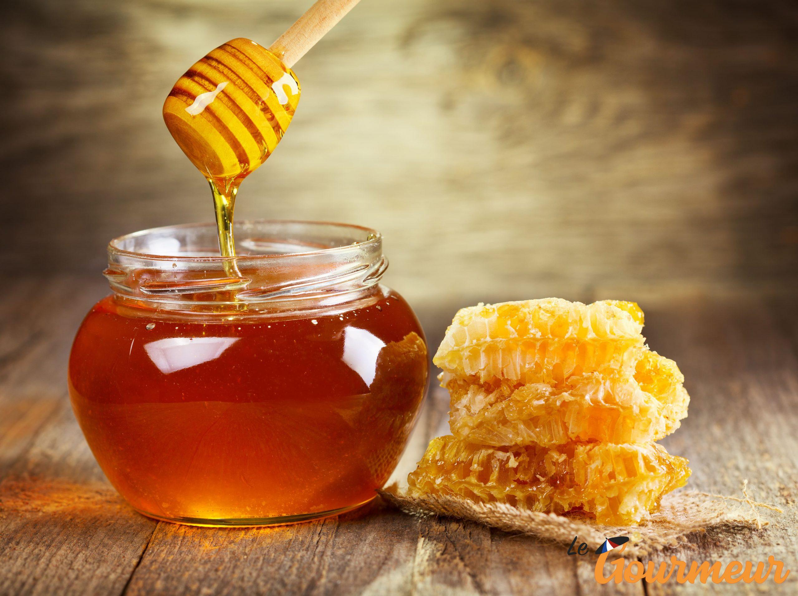 miel de lavande spécialité de Provence