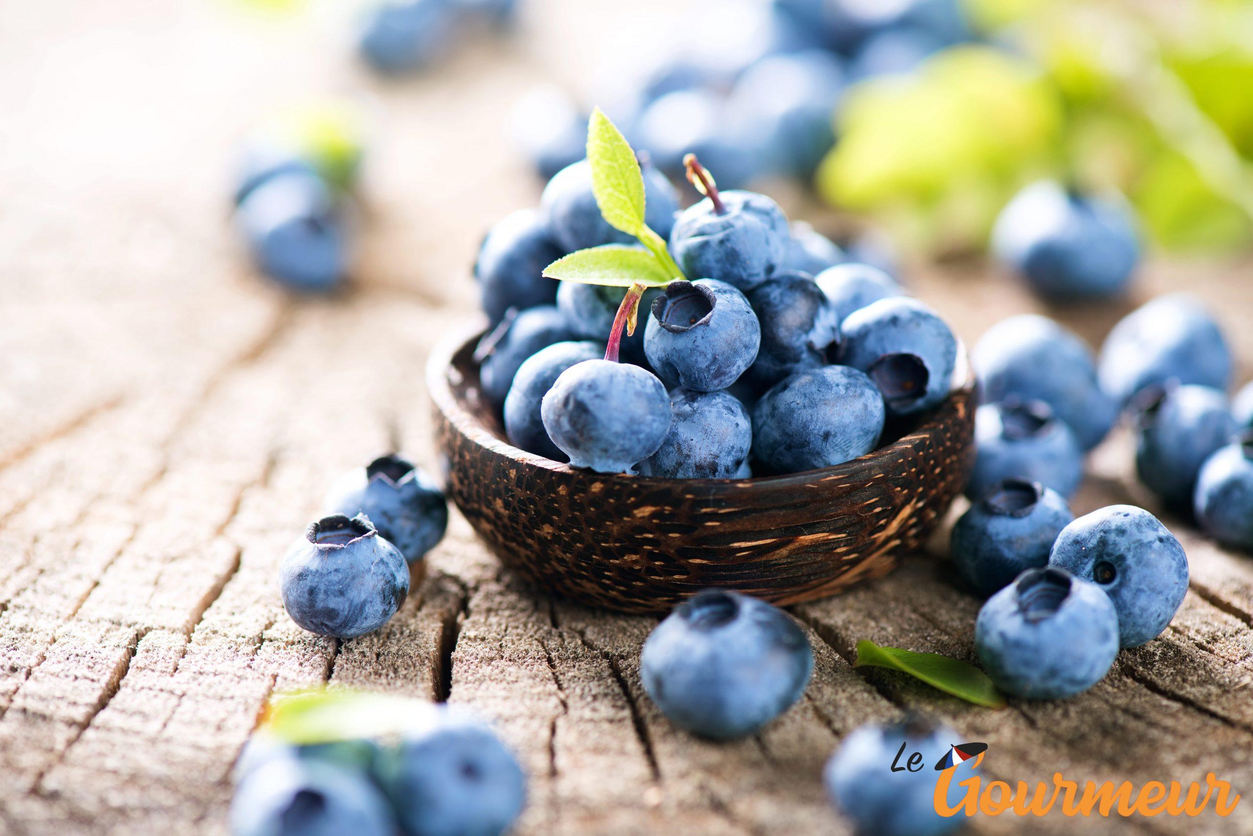 myrtille fruit savoie