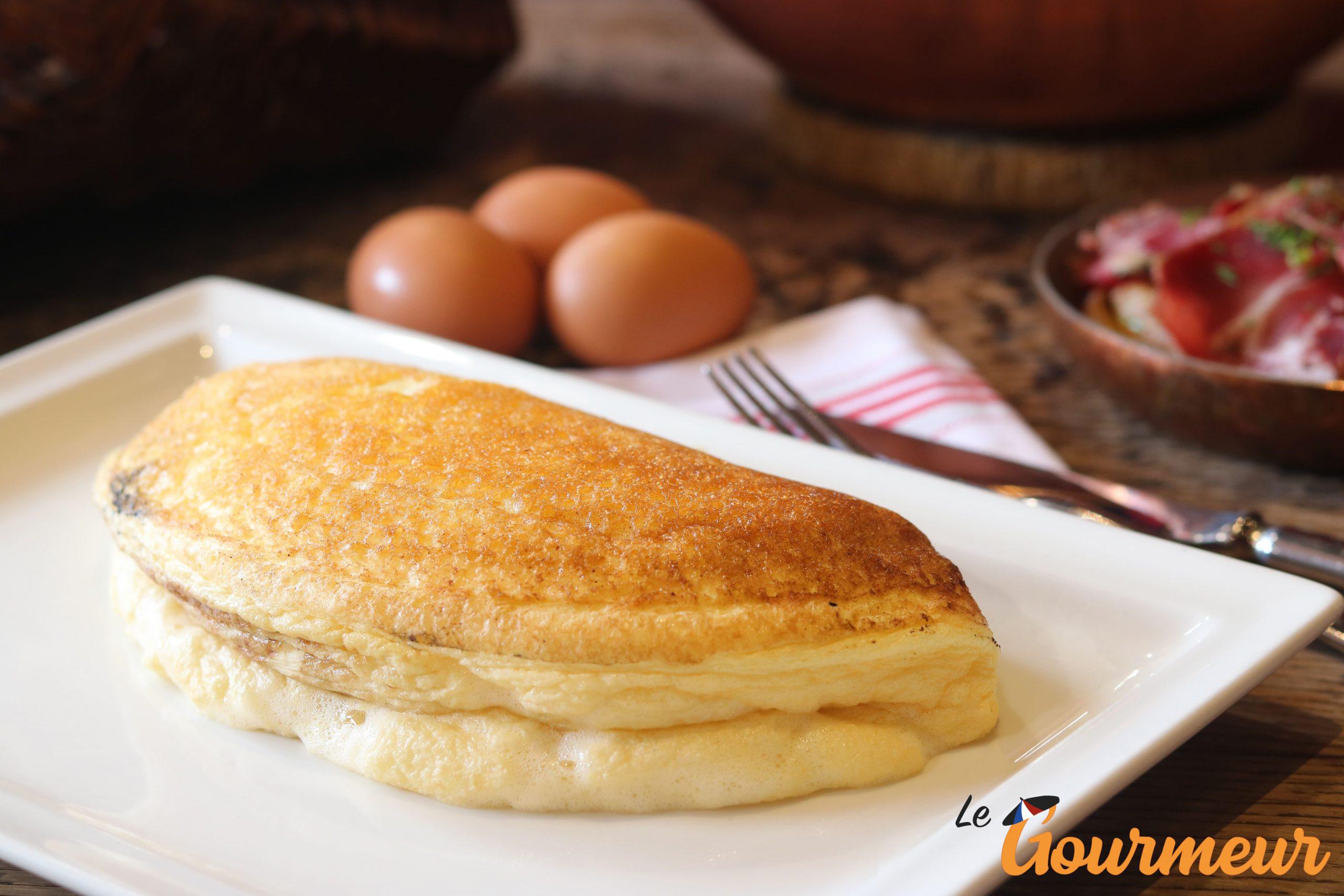 omelette Mère poulard