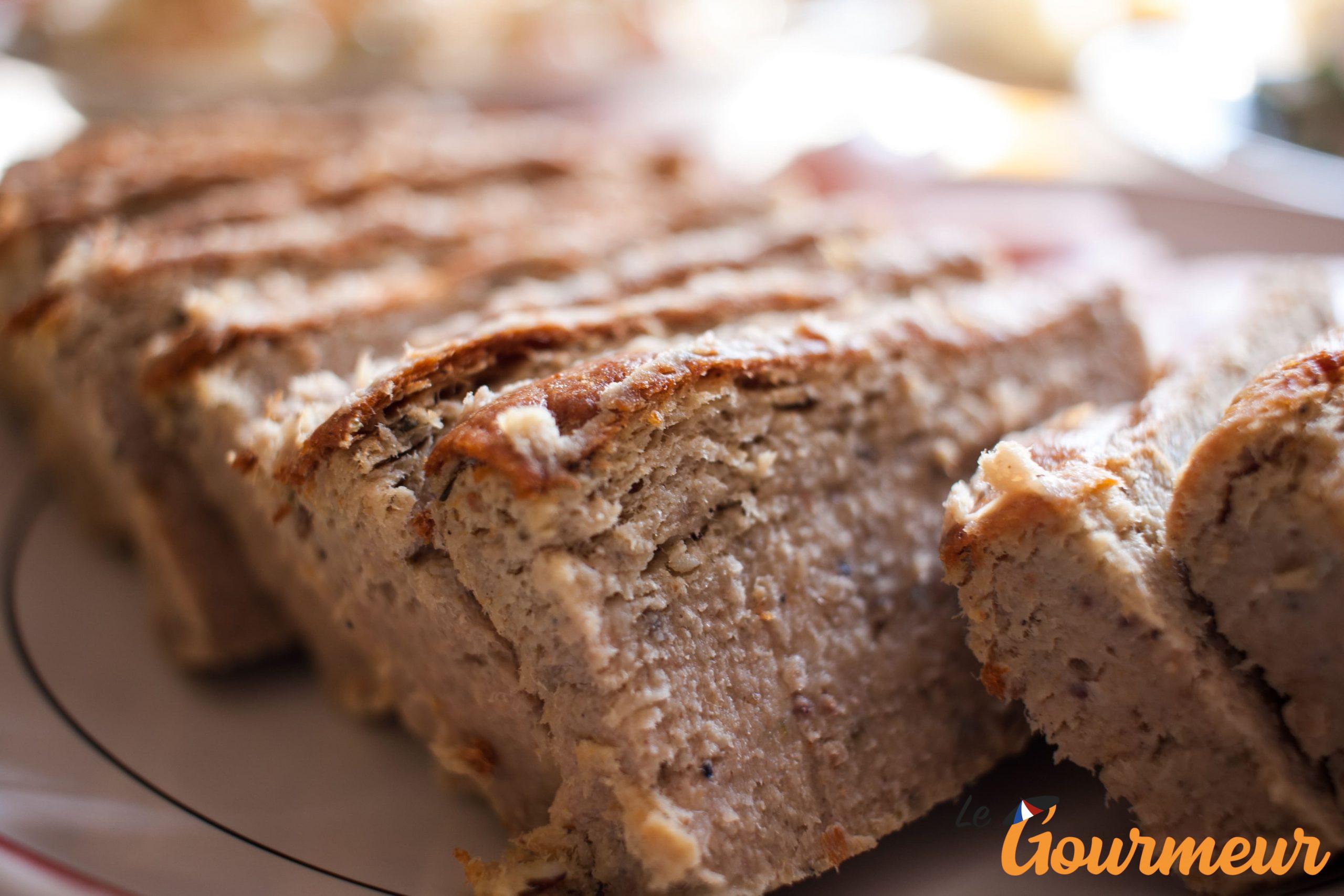 pâté de foie recette et spécialité de Lyon