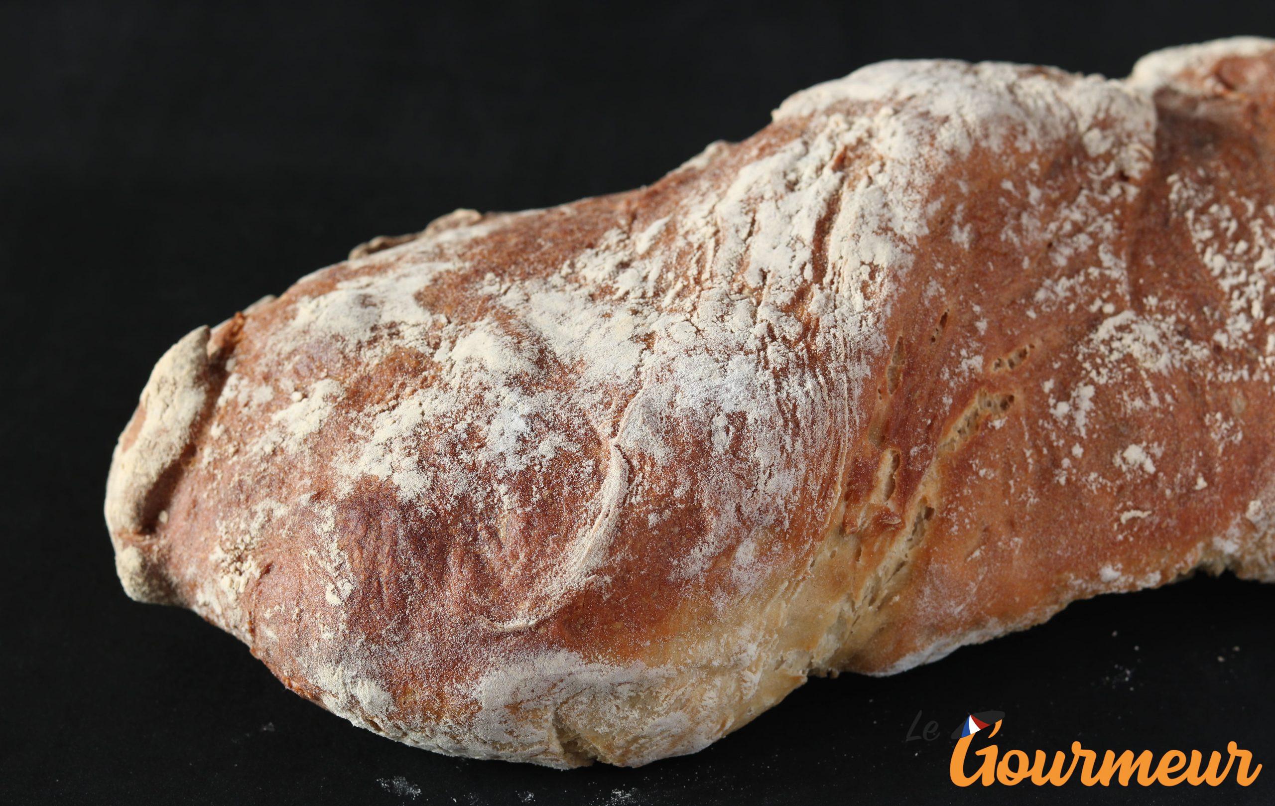 pain paillasse boulangerie occitanie Languedoc-Roussillon