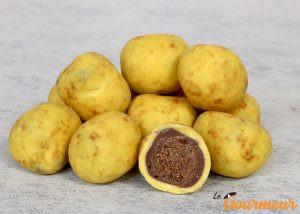 pomme de terre de l'ile de ré chocolat