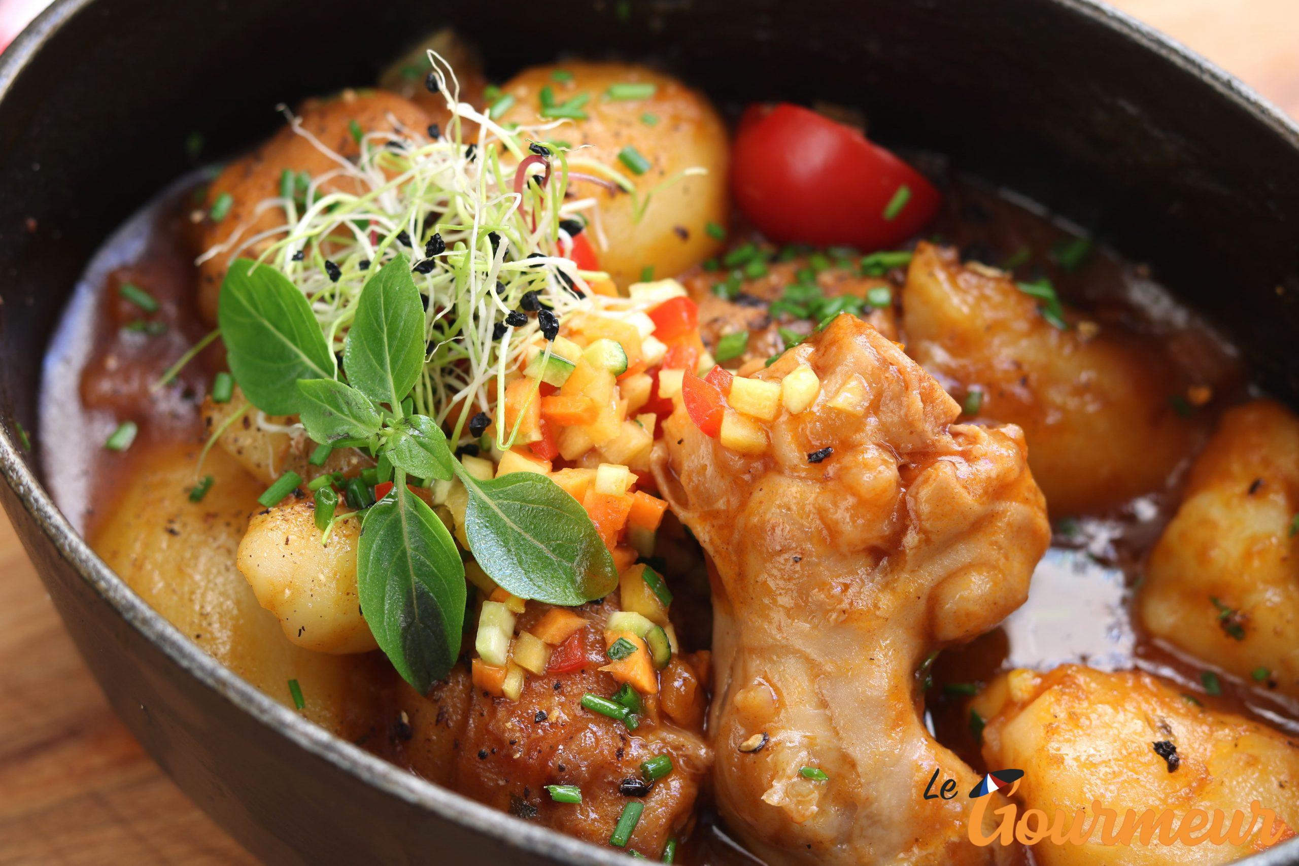 pieds paquets recette et plat de provence et de méditerranée