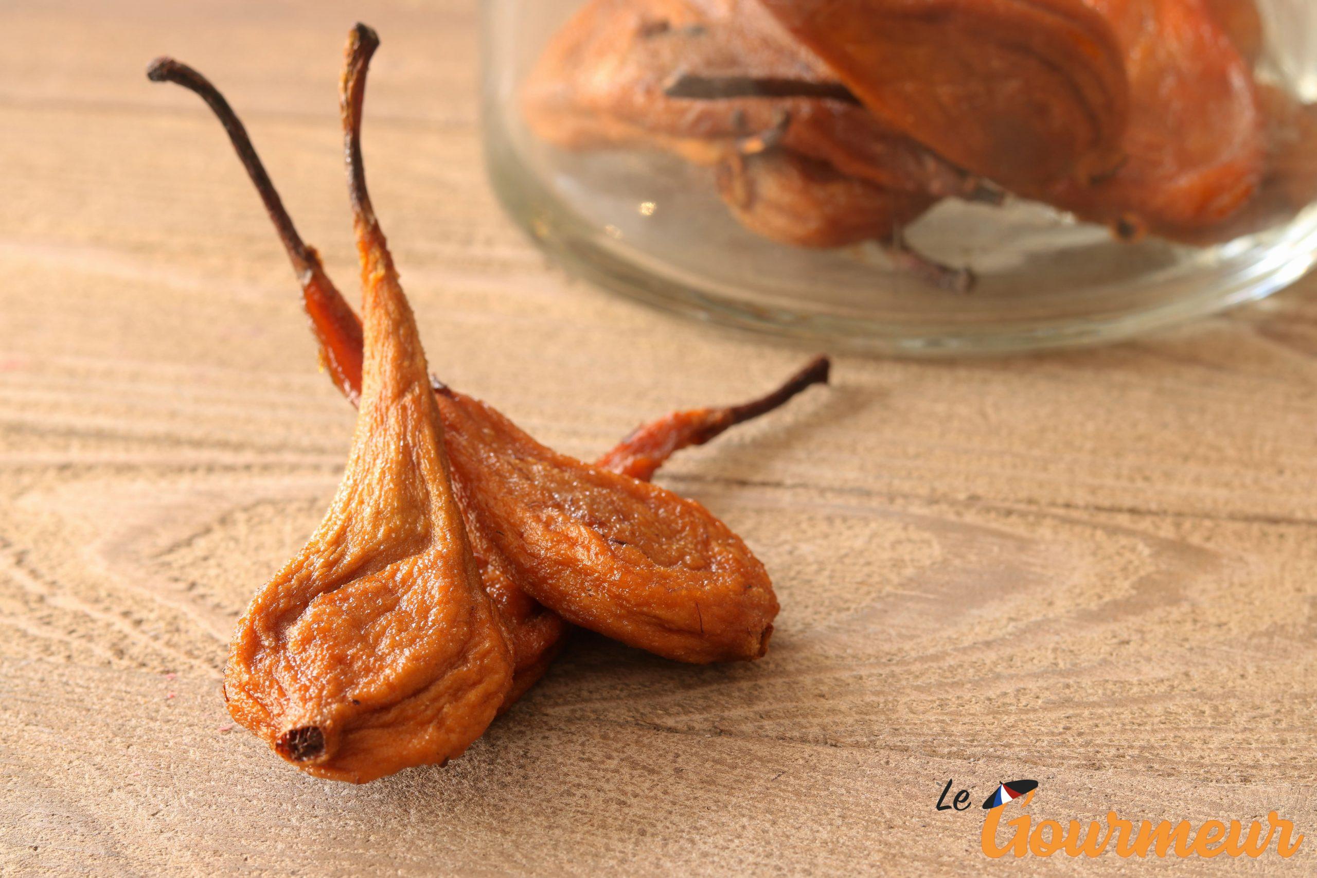 poire tapée de touraine