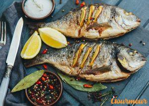 poisson de Méditerranée Montpellier