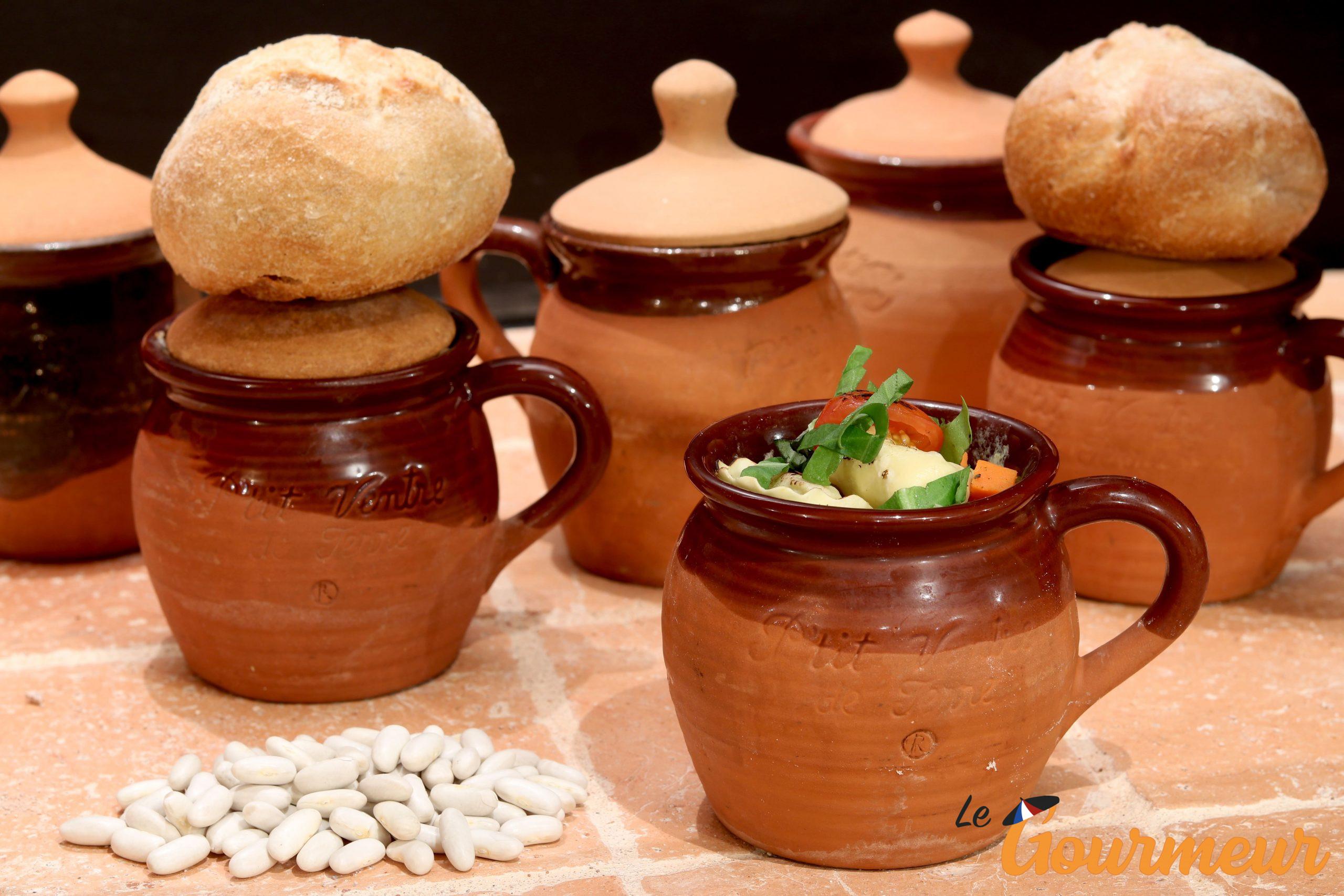 pot à mogette de Vendée recette et plat de vendée