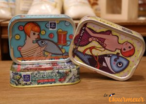 sardine conserve de Saint-Gilles-croix-de-vie
