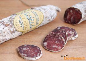 saucisson d'Arles charcuterie d'Arles