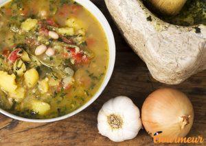 soupe au pistou recette et plat de Provence