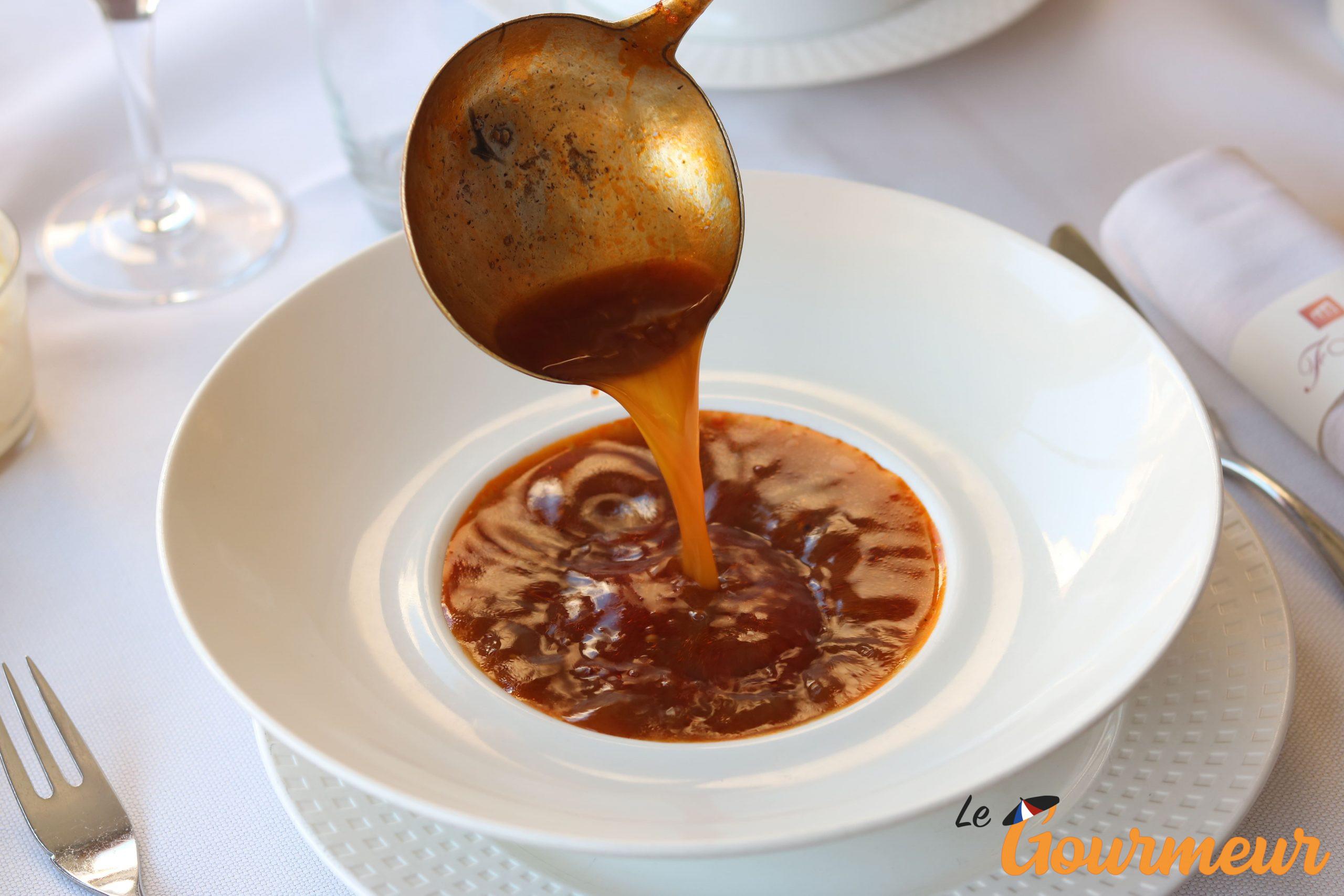 soupe de poisson montpellier