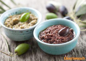 tapenade d'olive recette et spécialités de Provence et de Méditerranée