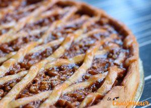 tarte aux noix du Périgord