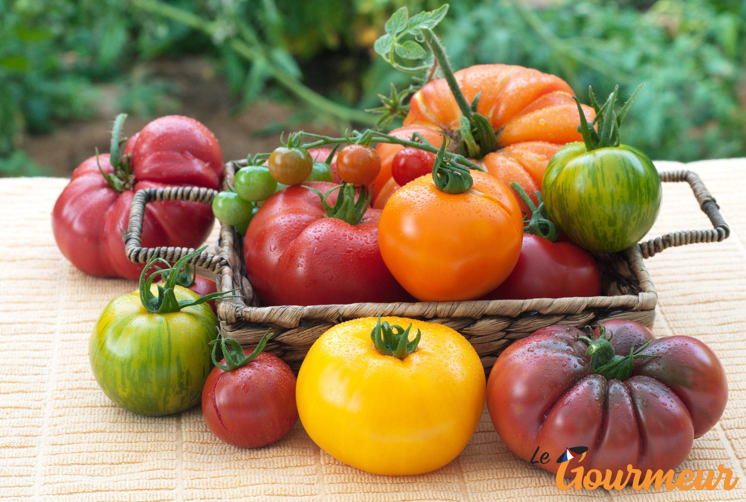tomates anciennes de Provence