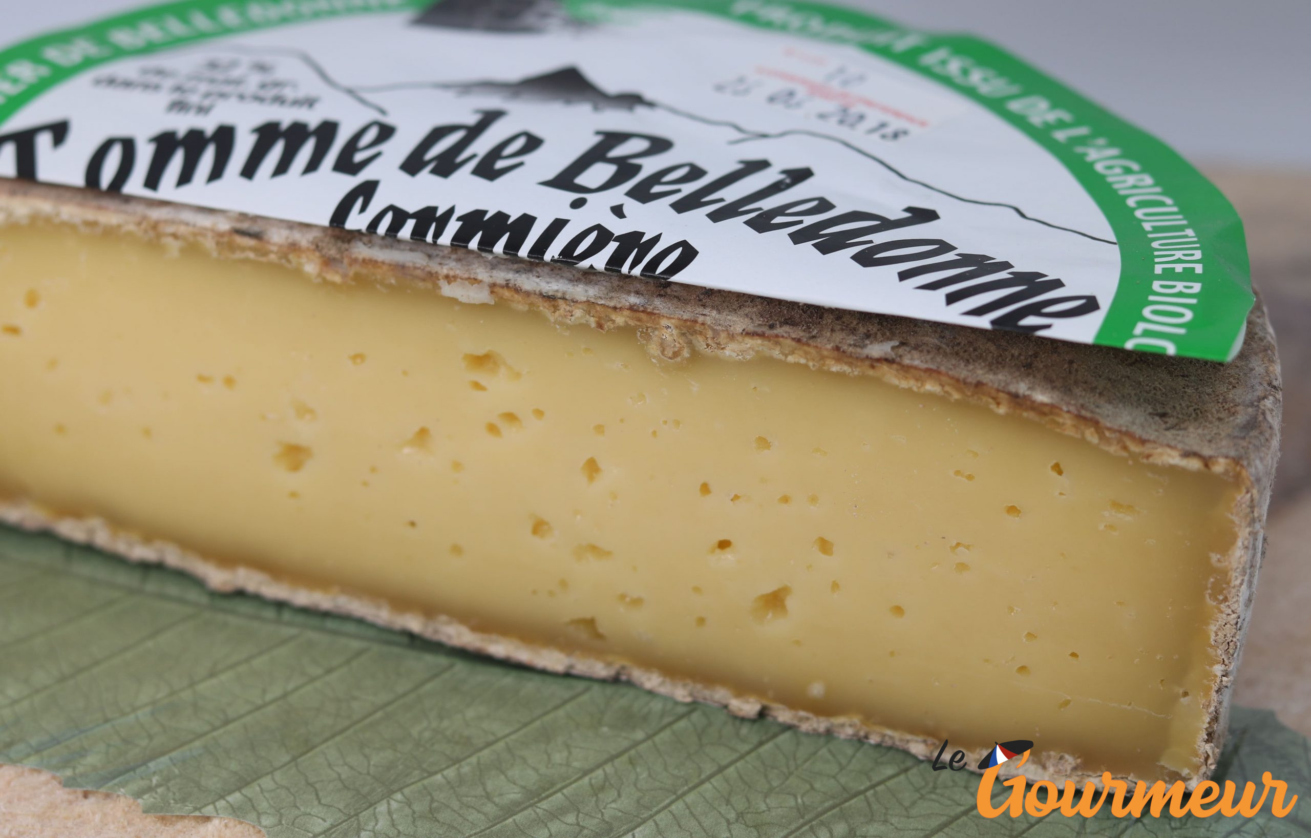 tomme de belledonne fromage