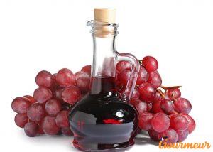 vinaigre de raisin de l'occitane et du Languedoc-roussillon