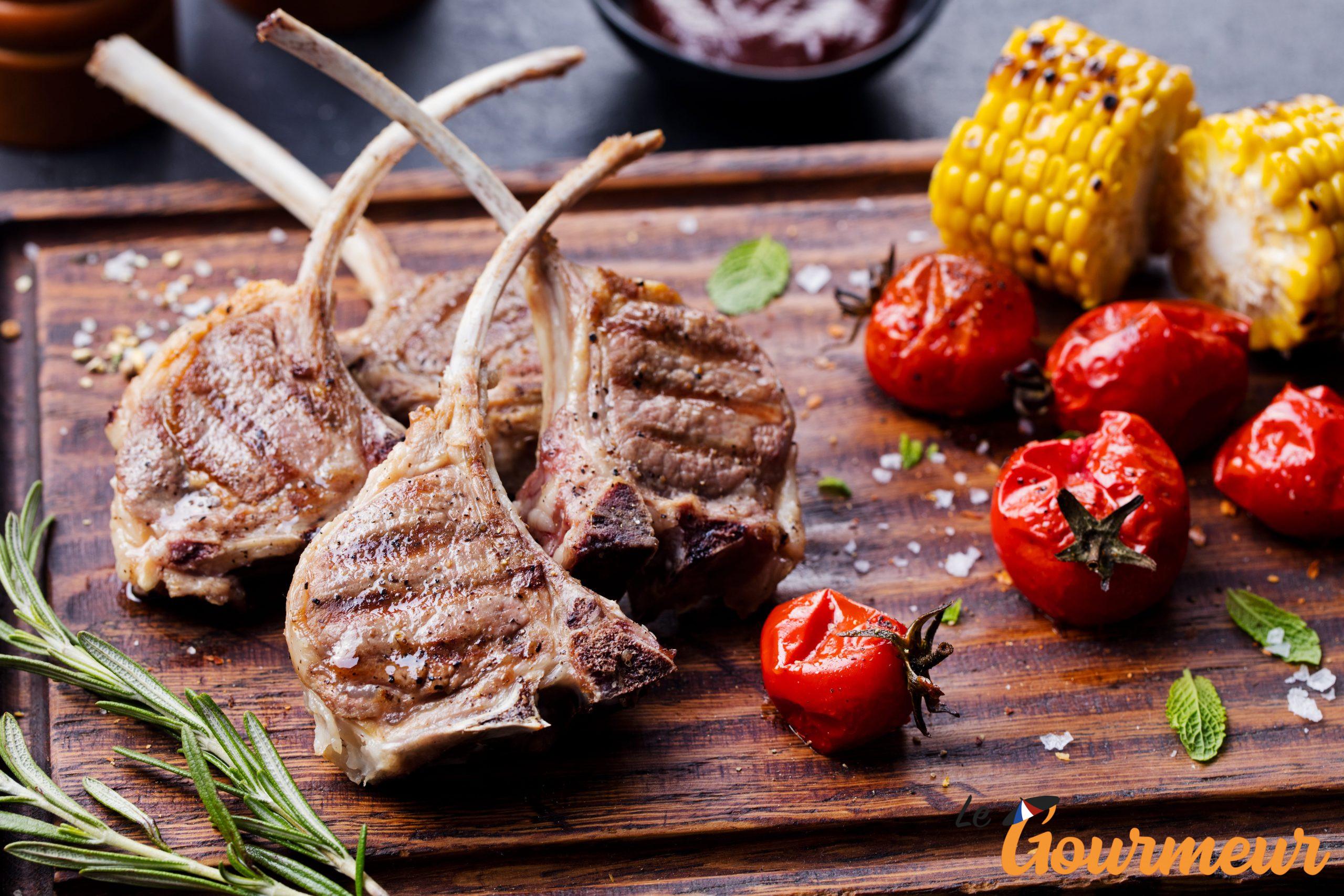 agneau des Pyrénées IGP viande