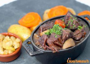 daube provençale recette et plat de Provence