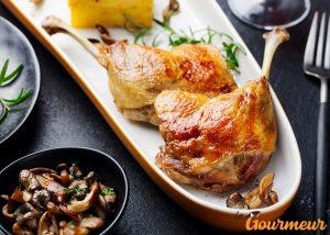 confit de canard recette et plat du Sud-Ouest