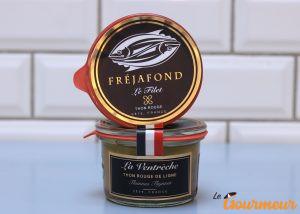 conserve thon rouge de Méditerranée occitanie et Languedoc-Roussillon