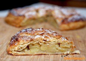 croustade aux pommes pâtisserie du sud ouest
