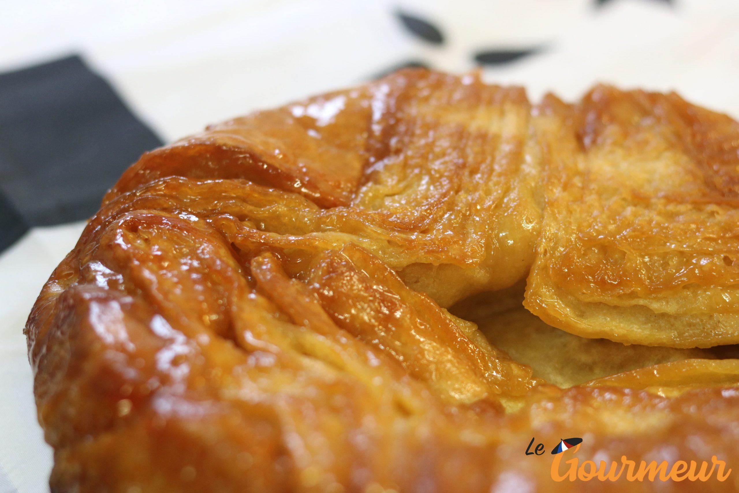 kouign amant boulangerie spécialité bretagne