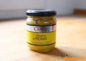 moutarde de reims spécliaté de reims et de champagne