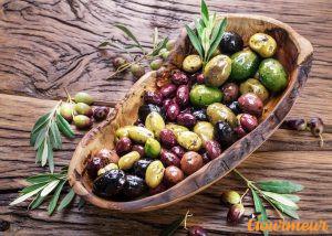olives de table occitanie provence apéro
