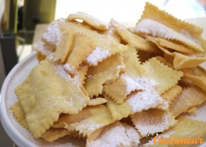 oreillettes biscuits de Provence