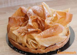 pastis gascon pâtisserie du Sud Ouest et de toulouse