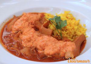 rouille de seche à la sétoise plat et recette d'occitanie et du Languedoc-Roussillon