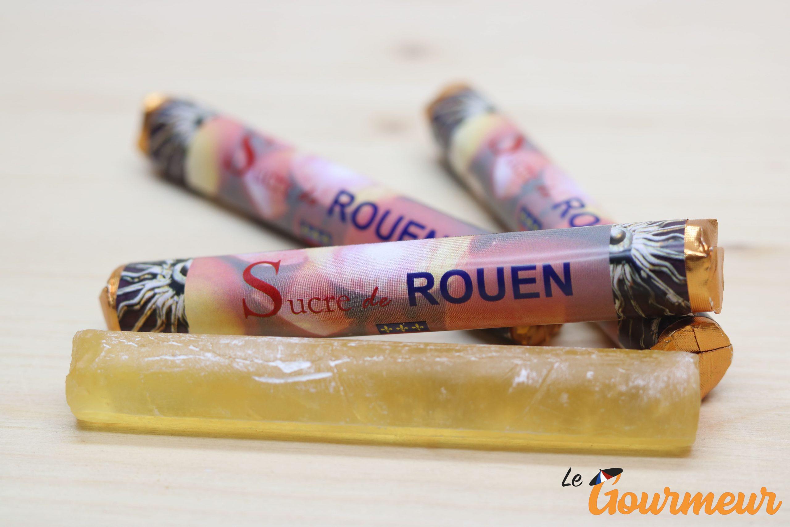 sucre de rouen confiserie spécialité de rouen