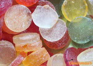 sucre d'orge de Tours confiserie Tours